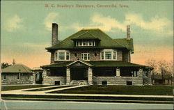 D. C. Bradley's Residence
