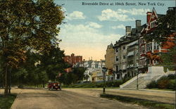 Riverside Drive at 106th Street
