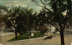 Boulevard Looking East From 3rd Street