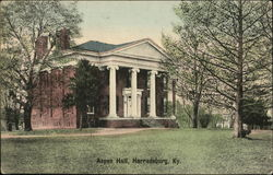 Aspen Hall Harrodsburg, KY