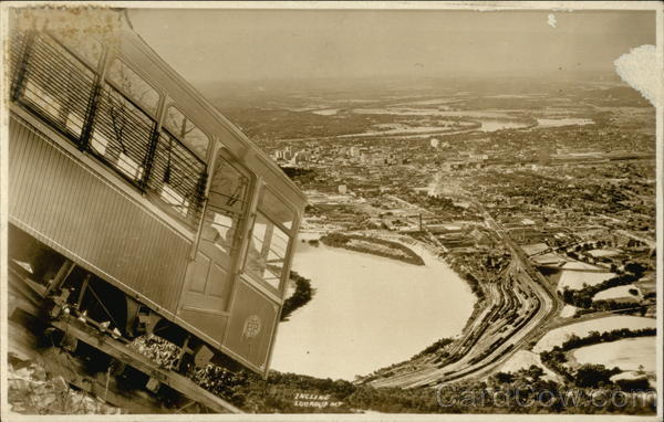 Incline Lookout Mountain Tennessee