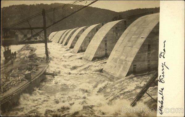Mc Calls Ferry Dam Delta Pennsylvania