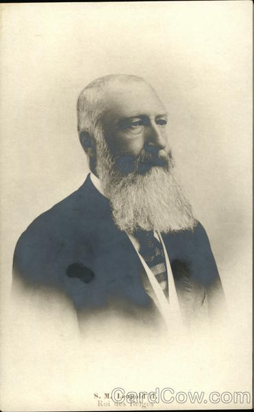 S. M. Leopold H. - King of the Belgians Royalty