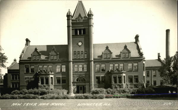 New Trier High School Winnetka Illinois