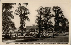 Bandstand and Children's Corner, The Park