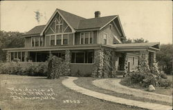Residence of Mr. J.P. Allyn