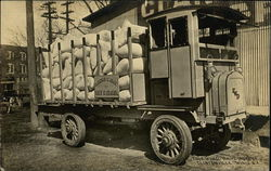 Delivery Truck for the Clarence C. Gray Hay & Grain Company