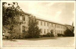 School of Aviation Medicine Postcard