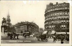 Charing Cross Postcard