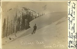 Kellogg Peak, Snow Drift