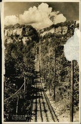Incline Railroad, Lookout Mountain