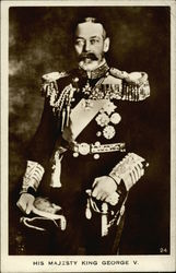 His Majesty King George V