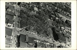 Air View of Medina, Ohio