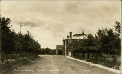 The Driveway, Government House