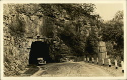 Boone Tunnel, US 60