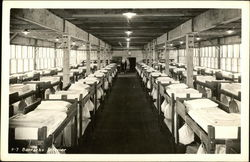 F-7 Barracks Interior - Idaho Farragut Naval Training Station