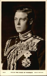 H.R.H. The Duke of Windsor