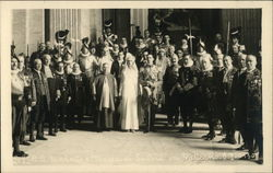 Wedding of Umberto and Maria di Savoia in Vatican
