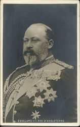 Edward VII - King of England
