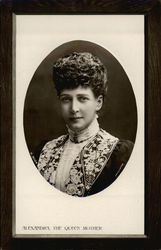 Alexandra, The Queen Mother