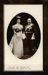 The Late King Edward and Alexandra, The Queen Mother
