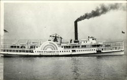 Ship of the Iron Steamboat Company