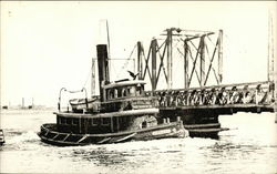 Tug Boat Nellie