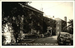 Clifty Falls Inn, Clifty Falls State Park