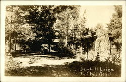 Sawbill Lodge Postcard