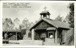 Knott's Berry Farm - The Chapel by the Lake