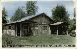 Otterpohl's Big Lake Cabins - Spring & Helen
