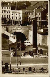 Mersey Tunnel - Main Entrance