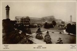 The Crystal Palace Postcard