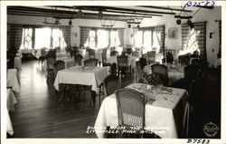 The Wigwam - Dining Room