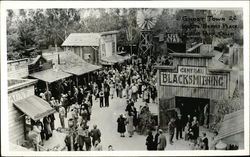 Knott's Berry Farm - Ghost Town