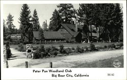 Peter Pan Woodland Club