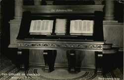 The Library of Congress, The Gutenberg Bible