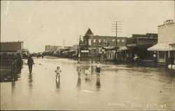 Guymon Flood - July 27th 1907