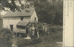 Old Mill on the Swannanoa River