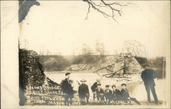 Second Bridge Postcard