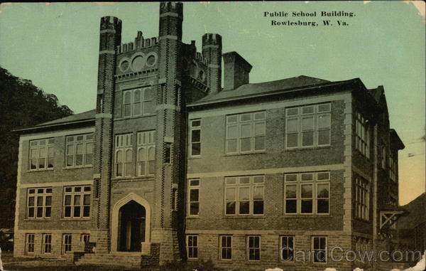 Public School Building...