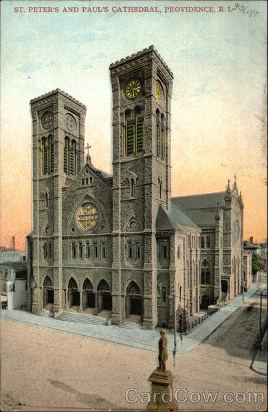 St. Peter's and Paul's Cathedral Providence Rhode Island