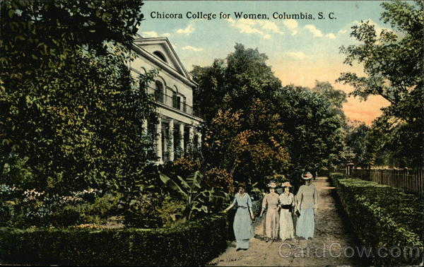Chicora College for Women Columbia South Carolina