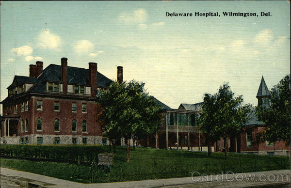 Street View of Delaware Hospital Wilmington