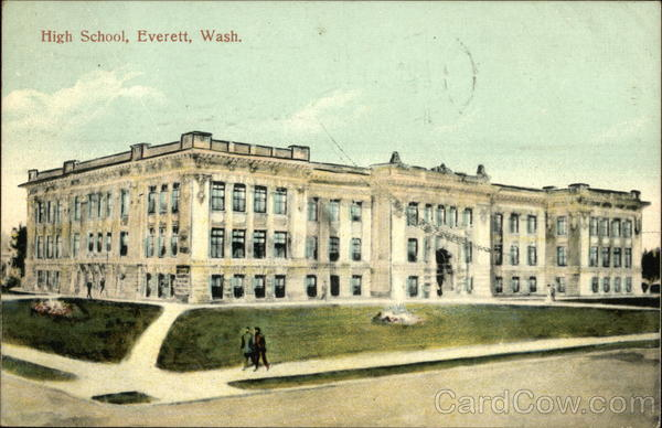 High School Everett Washington