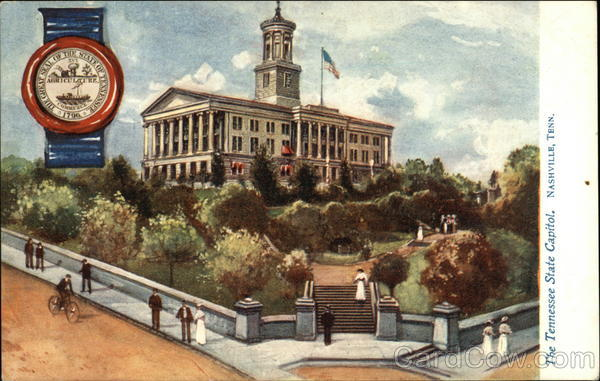 The Tennessee State Capitol Nashville