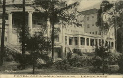 Hotel Aspinwall - West Wing