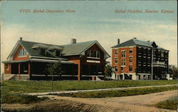 Bethel Deaconess Home and Bethel Hospital