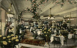 The Dining Room at Davenport's Restaurant