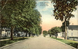 Miami Street, Looking East